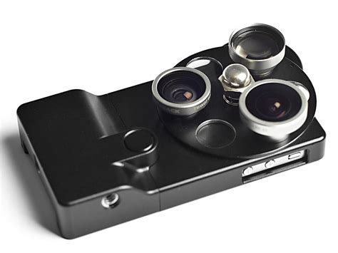 iphone lens aluminum iphone 4s with integrated phone lenses