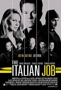 The Italian Job 2003 Italian Mark Wahlberg And Donald