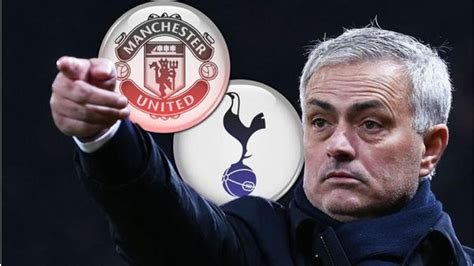 Jose Mourinho pinpoints why Tottenham lost to Man Utd in ...