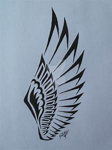 tribal wings tattoo - Google Search | Tatts | Pinterest ...