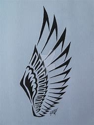 Best Tribal Wings Ideas And Images On Bing Find What Youll Love