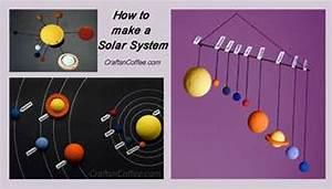 Celebrate National Astronomy Day and make a Solar System ...