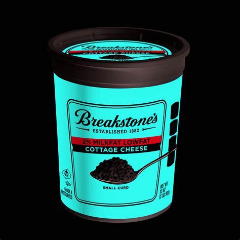 Breakstones Lowfat Cottage Cheese 2 Milkfat 32 Oz