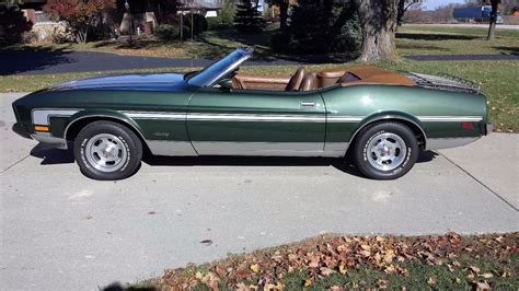 Convertible For Sale by 1973 Ford Mustang Convertible For Sale