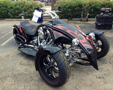 Scorpion V-rod Reverse Trike