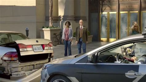 farmers insurance commercial ad robo driver commercials