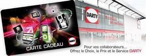 Carte Fidélité Darty : le contrat de confiance avec la carte cadeau darty ~ Melissatoandfro.com Idées de Décoration