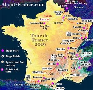 The Grand Tour En Francais : the tour de france 2019 in english route and map ~ Medecine-chirurgie-esthetiques.com Avis de Voitures