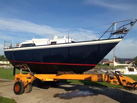 Ligplaats Zeilboot Friesland by Winterstalling Bijna Ten Einde Drijfveer