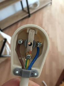 Rewire - Wiring The Air Conditioner Plug