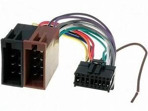 Pioneer Car Radio Stereo 16 Pin Wiring Harness Loom Iso