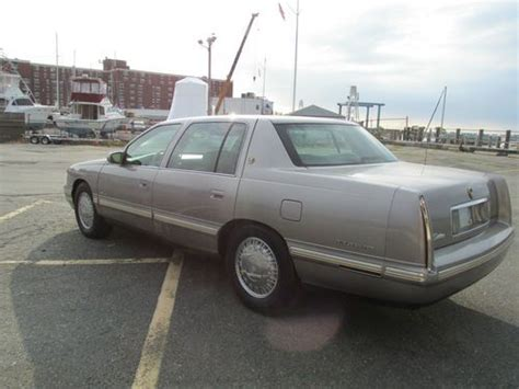 how does cars work 1997 cadillac deville electronic toll collection buy used 1997 cadillac deville d elegance auto northstar v8 front wheel drive no reserve in