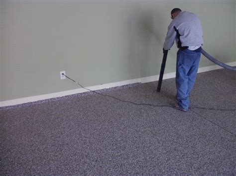 garage floor paint application how to apply garage floor epoxy gurus floor