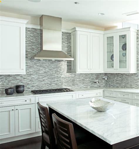 gray glass kitchen tiles brown gray glass mosaic