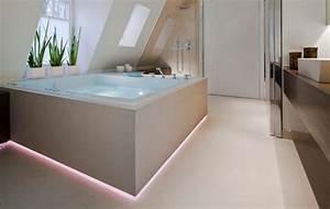 Wandgestaltung Bad Ohne Fliesen : sch n badezimmer ohne fliesen wohnideen wandgestaltung maler fugenloses bad ohne fliesen als ~ Sanjose-hotels-ca.com Haus und Dekorationen