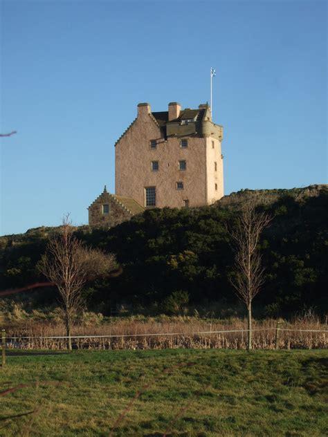 fenton tower kingston  castles  scotland