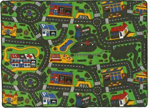Tapis Circuit Voiture Oxybul by Tapis Circuit Voiture