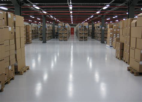 Polyurea Floor Coatings Brisbane by Distribution Centres