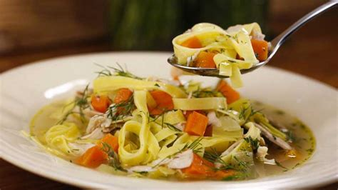 chicken noodle soup rachael ray show
