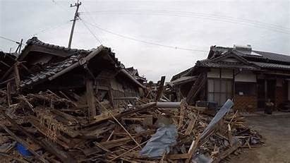Japan Earthquakes Medical Corps International Damage Caused
