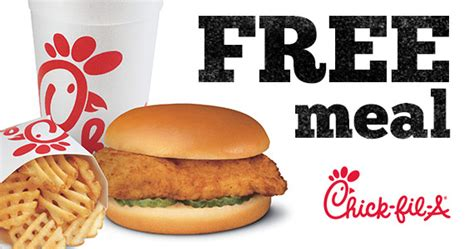 Printable Chick Fil A Coupons  Printable Coupons Online