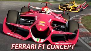 Ferrari F1 Concept Assetto Corsa [GER] [G27