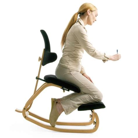siege ergonomique chaise de bureau ergonomique avec dossier thatsit varier