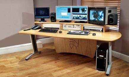 aka design editing desks       vfx