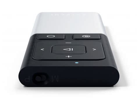 satechi aluminium wireless remote bluetooth presenter