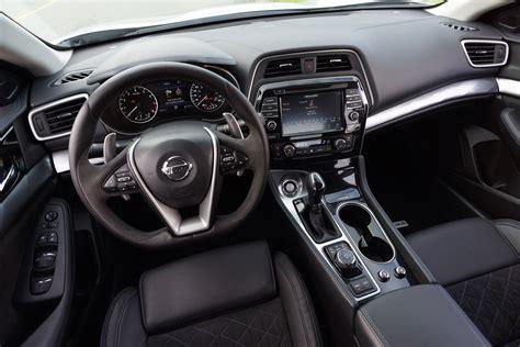 2016 Nissan Maxima Interior 2016 日產 nissan maxima sr canadian auto review