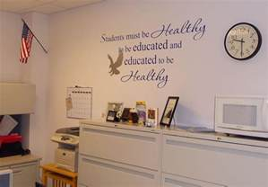 cher s signs by design school nurse s office