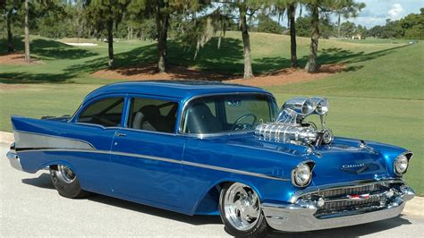57 Chevy Bel Air Wallpaper by 57 Chevy Bel Air Wallpaper Other Wallpaper Better