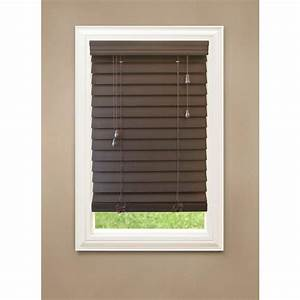 home decorators collection premium faux wood blinds - 28