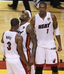Miami Heat One Victory Away from Winning the NBA ...