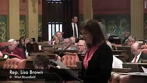 Michigan lawmakers barred from floor after 'vagina ...