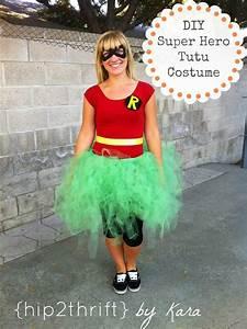 hip2thrift: DIY Super Hero Tutu Costumes | Heros/villains ...