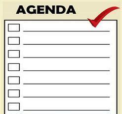 Agenda Images Clip Art | www.pixshark.com - Images ...