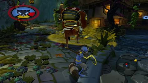 sly cooper thieves  time ps review cogconnected