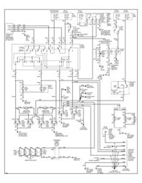 1993 Chevy Light Wiring Diagram by 1996 Chevrolet Suburban Parking Lights 1 1996