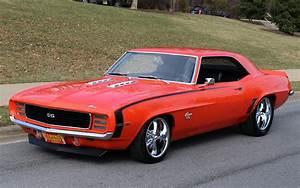 1969 Chevrolet Camaro Ls1 Pro