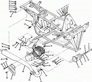 Polaris Trailblazer 250 Parts Diagram