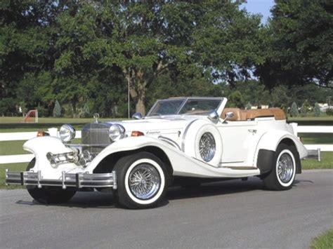 The Excalibur SS Automobile & The SS Automobiles, Inc.