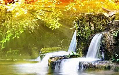 Waterfalls Wallpapers Desktop Laptop Waterfall Water Backgrounds