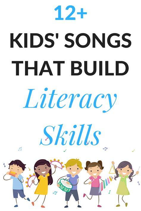 12 favorite songs to build literacy skills my favorite 849   0f963ea910f46a69d9e61170b35e0f98