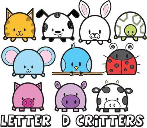 cute cartoon animals ideas  pinterest