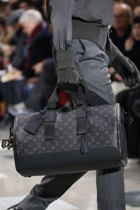 men wear handbags fall winter   el style