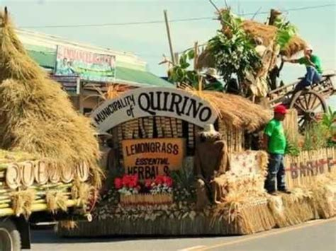 bambanti festival quot float parade quot in isabela philippines