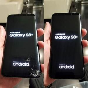 Samsung Galaxy S8+ Screen Repair Best in San Diego Mission Valley