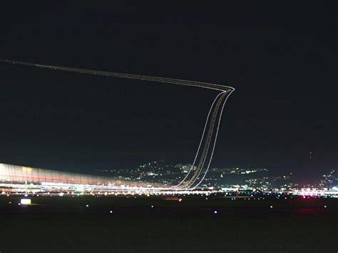 extraordinary japan  laser beams  draw  landing