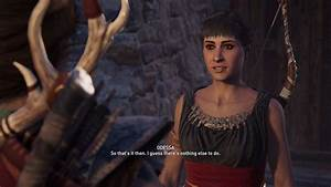 Romances in Assassin's Creed Odyssey are hilarious and ...
